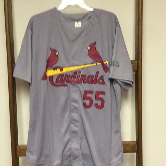 finest selection fae75 d7bd1 St. Louis Cardinals Jersey